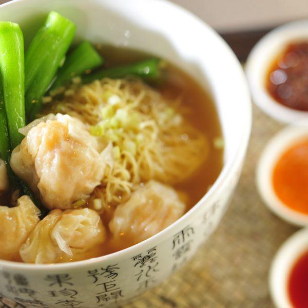 Crystal Noodle Soup